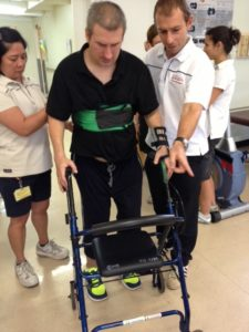 """A frame """"upgrade"""" in Physiotherapy"""